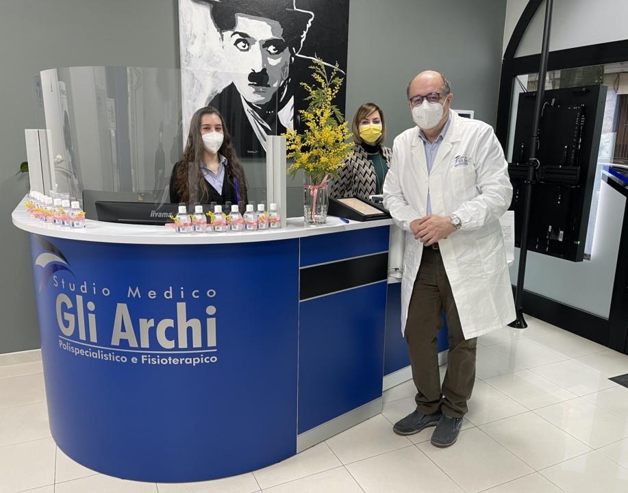 Evento Festa Donna - STUDIO MEDICO Gli Archi
