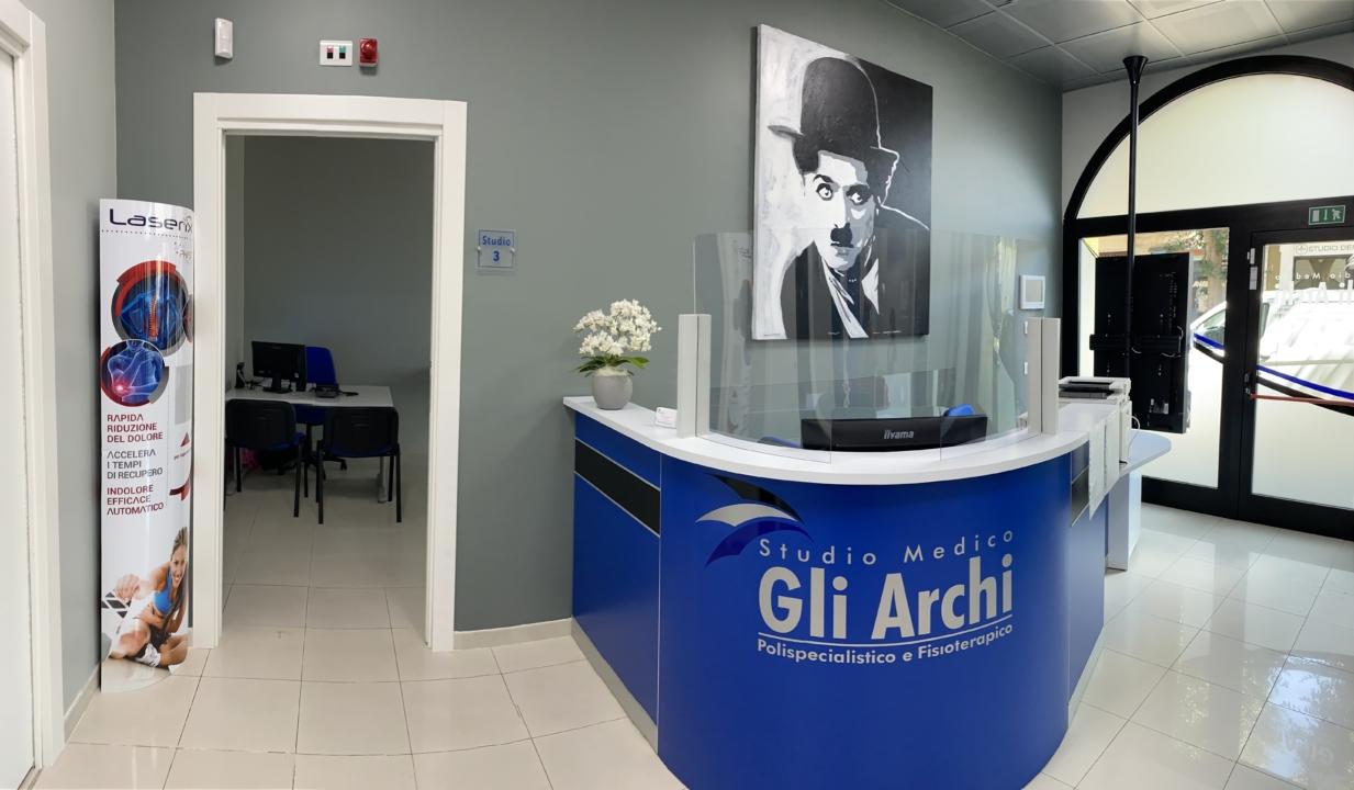 Centro Medico slide 1 Studio Medico Gli Archi